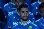 Bauman Terancam Absen Bela Persib dalam Laga Perdana Liga 1