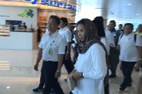 Menteri Rini akan Dorong Upaya Peningkatan Jumlah Penumpang Bandara Internasional Yogyakarta Lewat Wisata