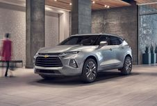 Detail Chevrolet Blazer dengan Ubahan Revolusioner