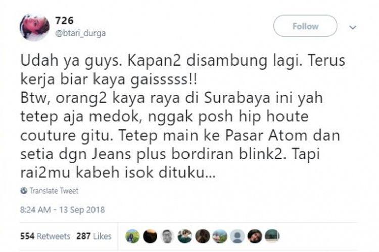 Crazy Rich Surabayan