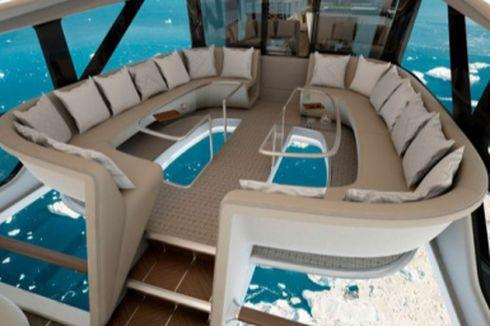 Intip Interior Pesawat Terpanjang Airlander 10