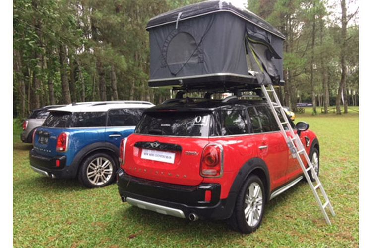 MINI Countryman dengan Auto Home