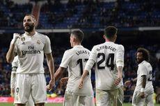 Real Madrid Vs Bilbao, Zidane Sebut Benzema No 9 Terbaik di Dunia