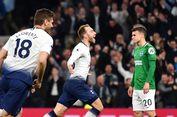 Hasil Liga Inggris, Eriksen Jadi Pembeda Laga Tottenham Vs Brighton