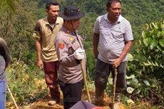 Delapan Penambang Emas Ilegal Tertimbun Longsor di Bogor, Dua Tewas