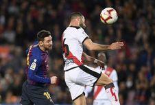 Barcelona Vs Rayo Vallecano, Blaugrana Menang Meski Sempat Tertinggal