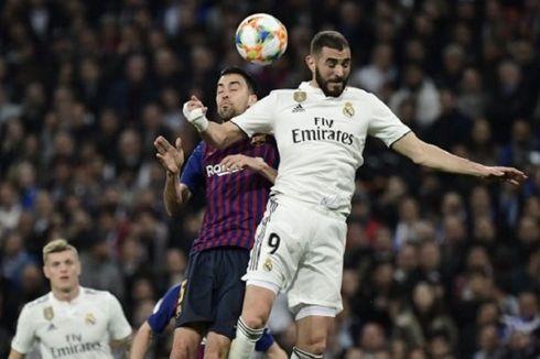 Carvajal Frustrasi Real Madrid Kalah Beruntun dari Barcelona