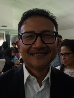 Dubes RI untuk Australia Yohanes Kristiarto Soeryo Legowo