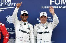 Hamilton Sebut Bottas Layak Bertahan Lama di Mercedes