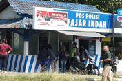 Dini Hari, Pos Polisi Lantas Fajar Indah Solo Terbakar
