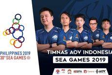 EVOS Wakili Indonesia di SEA Games 2019 untuk Cabor AOV