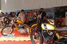 Saat Jokowi Tengok Motor