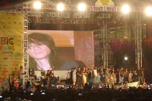 Kurang Sehat, Abdee Negara Absen di Konser HUT ke-34 Slank