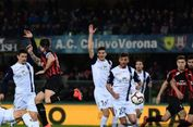 Chievo Vs AC Milan, Gol Piatek Buat Rossoneri Raih Tiga Poin