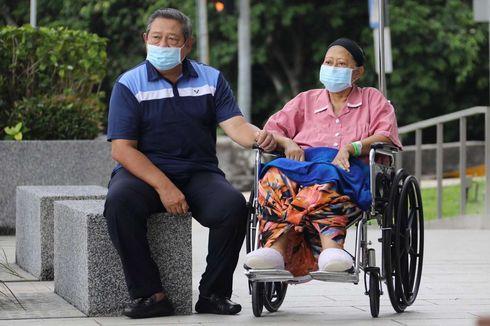 Ani Yudhoyono Berpulang, Sutopo: Selamat Jalan, Ibu Tidak Sakit Lagi