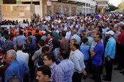 Pengurangan Pegawai, Staf UNRWA Gelar Aksi Mogok