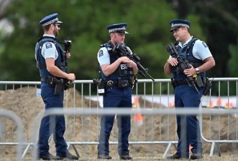 Penyerang Dua Masjid di Selandia Baru Ditangkap Polisi Saat Menuju Lokasi Ketiga