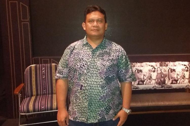 Direktur PT Tricahya Inti Cipta (Tritek) Andrie Trisaksono.