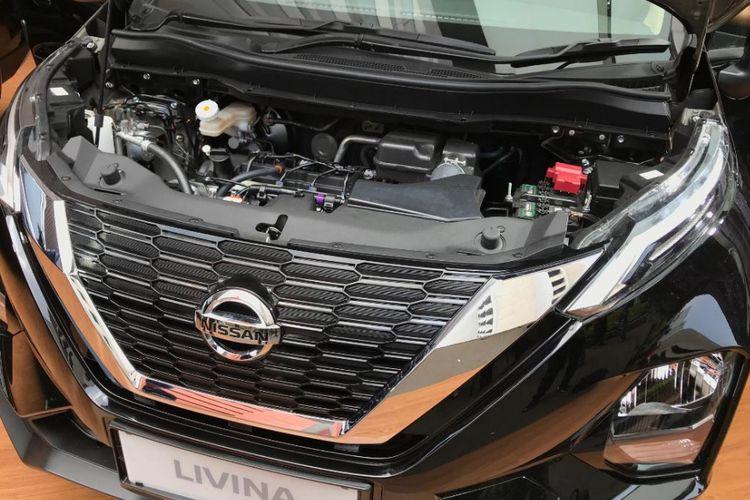 Mesin All New Nissan Livina yang sama dengan Xpander
