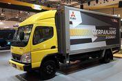 Mitsubishi Fuso Luncurkan 'Kepala Kuning' Terpanjang di Dunia