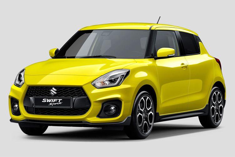 Suzuki Swift Sport gunakan mesin Vitara S