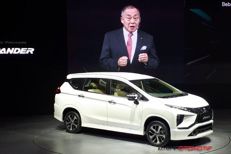 Design Mitsubishi Motors Corporation (MMC) Tsunehiro Kunimoto - Mitsubishi Xpander
