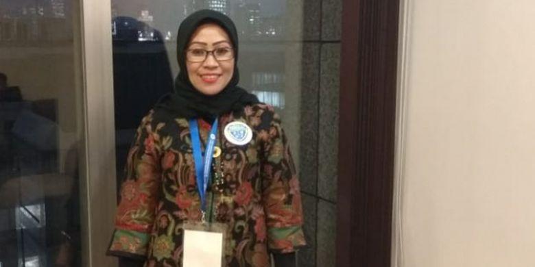 Yuliani, agen Perisai BPJS Ketenagakerjaan