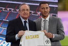 Setelah Hazard, Real Madrid Coba Datangkan Sadio Mane