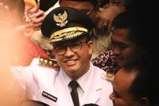Anies Baswedan, Dilantik, Dicopot, dan Dilantik Lagi oleh Jokowi