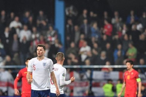Pelecehan Rasial di Kualifikasi Euro, FA Senang Montenegro Dihukum
