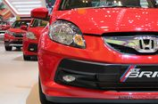 Ini Mobil Terlaris Honda Selama 2017