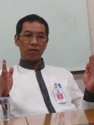 Kepala Badan Pengelola Keuangan dan Aset Daerah (BPKAD) DKI Jakarta Heru Budi Hartono, saat ditemui wartawan di ruang kerjanya, di Balai Kota DKI Jakarta, Kamis (28/7/2016).