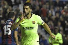 Luis Suarez Sebut Barcelona Belum Tampil Maksimal Saat Kalahkan Madrid
