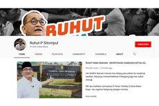 Gemas Lihat Tingkah Sandiaga, Ruhut Sitompul Jadi YouTuber demi Jokowi