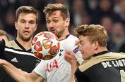 Prediksi dan Live Streaming Ajax Vs Tottenham, Demi All English Final