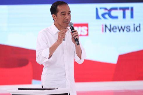 Jokowi Targetkan Seluruh Wilayah Indonesia Tersambung 4G di Akhir 2019