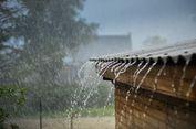 Akhir Pekan, Waspadai Hujan Disertai Petir di Jakarta