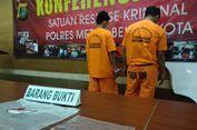 Ceroboh, Kaki Dua Begal di Bekasi Tertembak Pistol Rakitan Sendiri