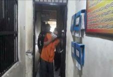 Pesta Sabu, Dokter dan Perawat Menangis Saat Digiring ke Tahanan