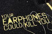 Kata Kakorlantas Soal Dengarkan    Musik Saat Naik Motor