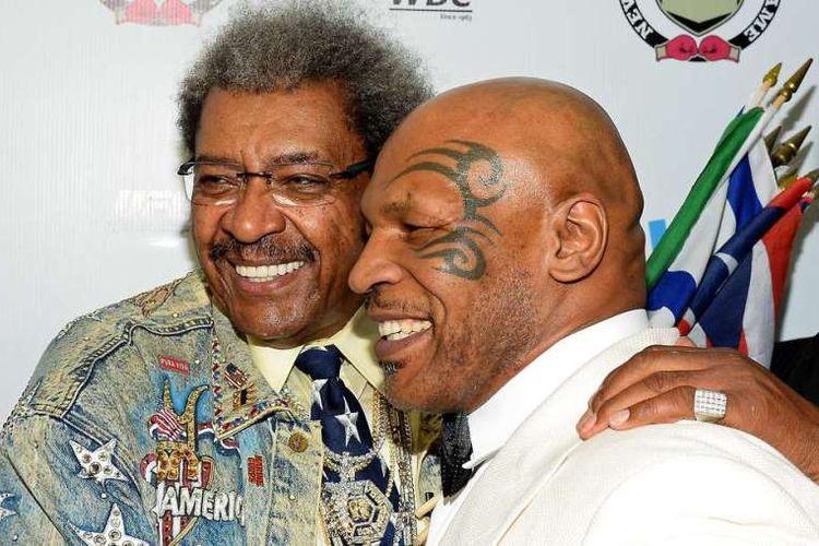 Don King dan Mike Tyson