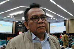 DPD Gerindra Resmi Usulkan M Taufik sebagai Cawagub DKI