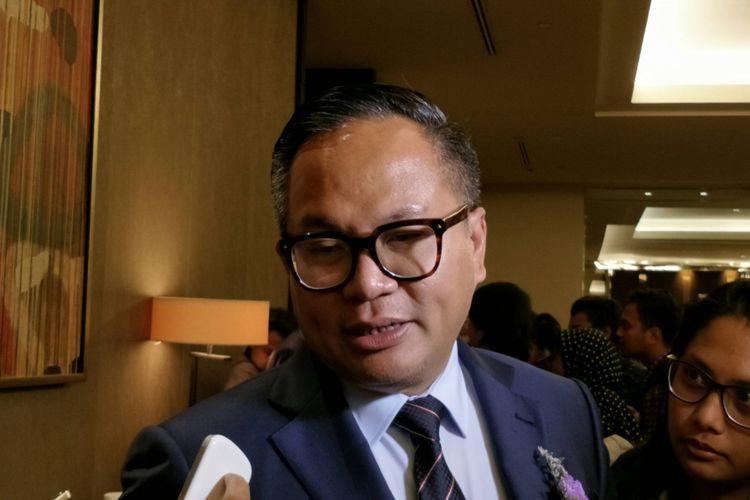 Direktur Utama Bank Mandiri, Kartika Wirjoatmodjo.