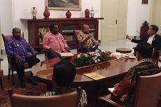 Jokowi Panggil Gubernur Papua, Bupati Asmat dan Bupati Nduga ke Istana