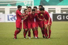 Jadwal Siaran Langsung Timnas U-19 Indonesia, Sore Ini Lawan Jordania