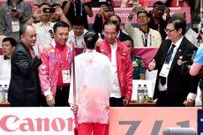 Lindswell Raih Emas, Jokowi Sebut Indonesia Bisa Saja Tembus 8 Besar