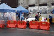 Pedagang di Jalan Jatibaru Akan Dipindah ke Lahan Milik Sarana Jaya