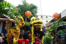 Perayaan Imlek di Surabaya, Rombongan Barongsai