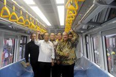 Menhub: Operasional LRT Palembang Dipercepat Satu Bulan