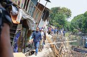 Pemprov DKI Akan Bangun Kembali Rumah Warga yang Ambles di Pademangan